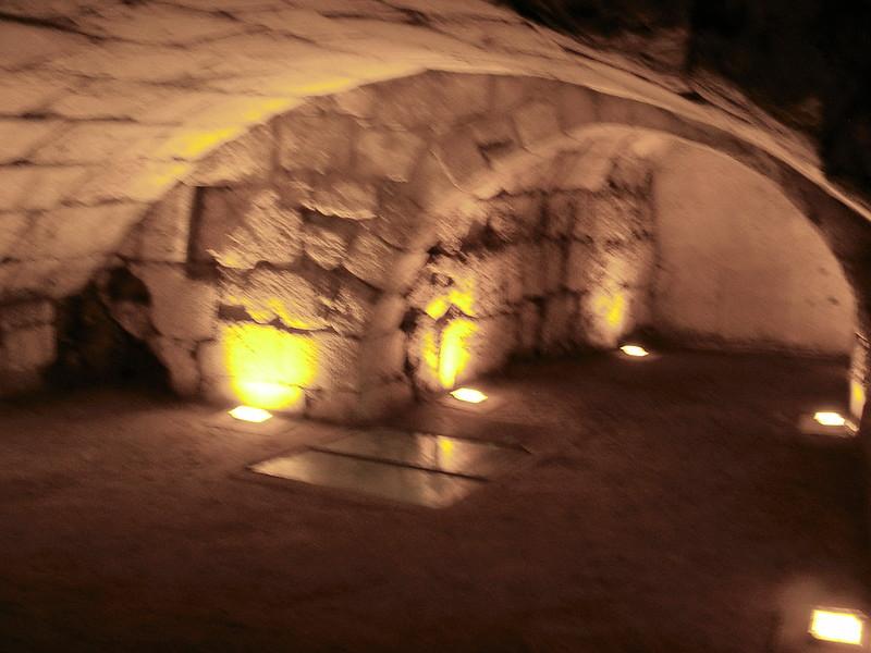 Western Wall Tunnel