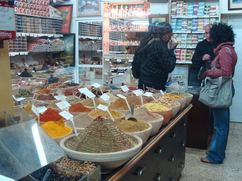 Spice and Scent Vendor