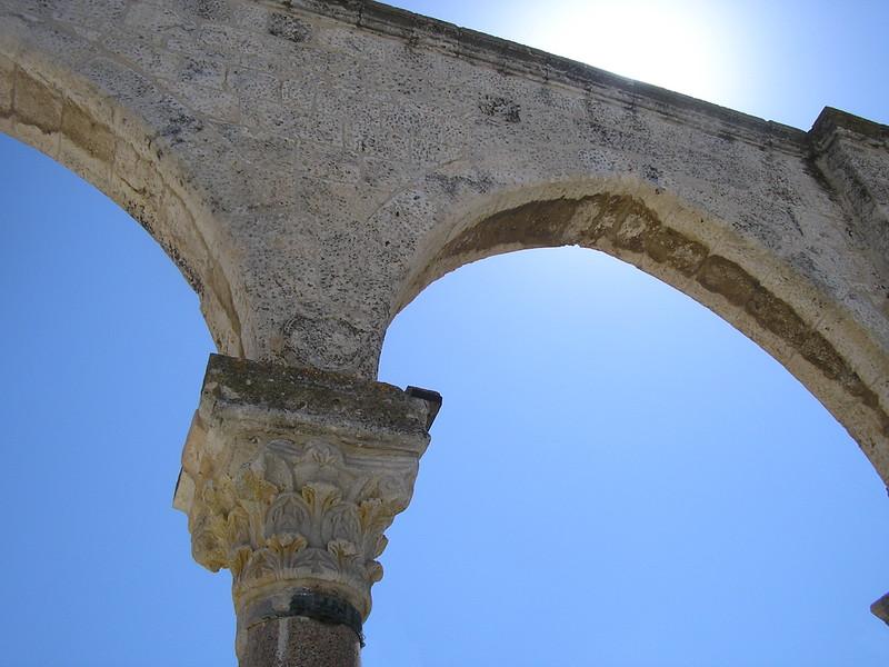 Arches or Qanatir