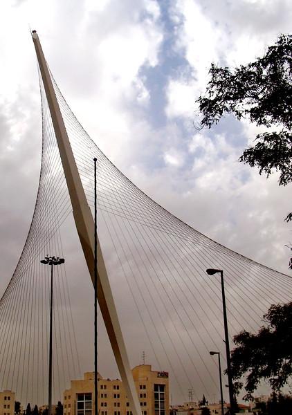 Jerusalem Cords Bridge