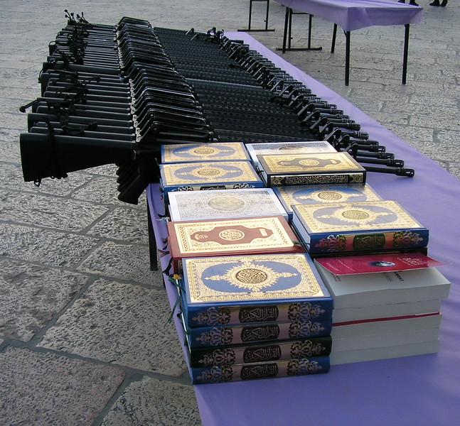 Quran and Guns