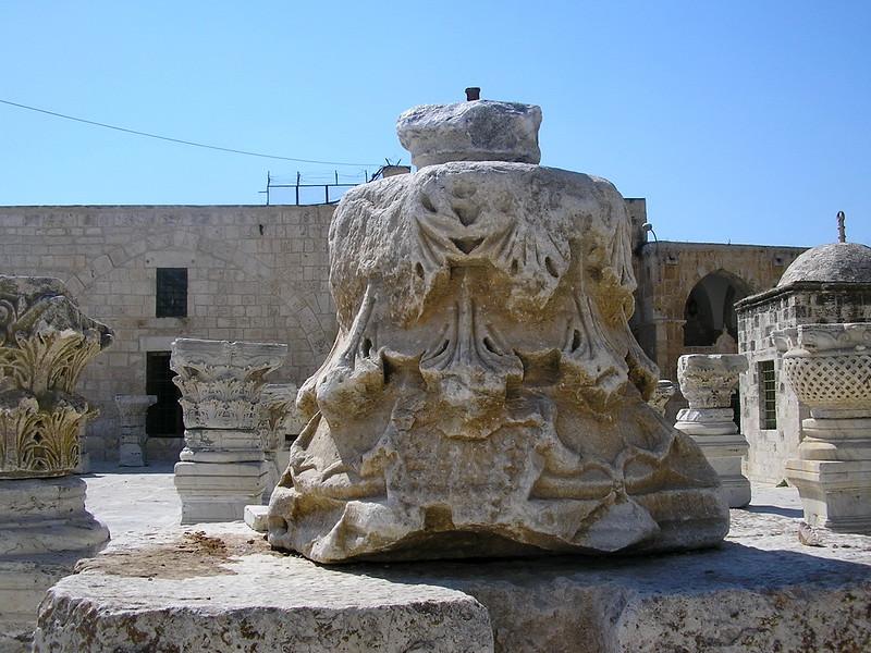 Column Ruins