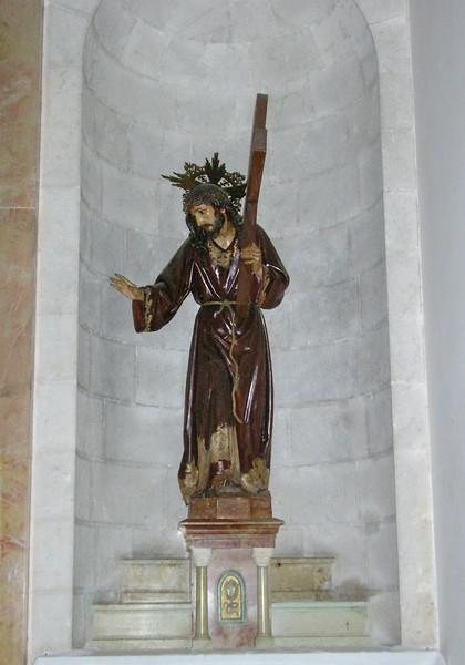 Statue of Christ
