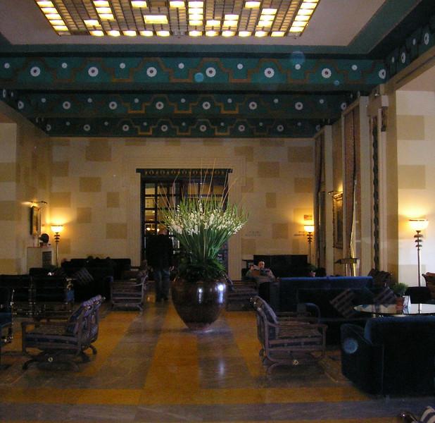 King David Hotel Lobby