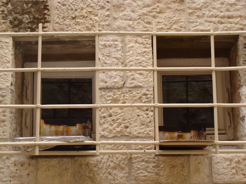 Windows on Ararat Road
