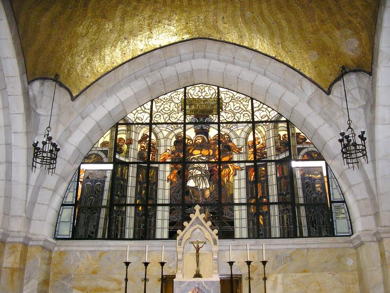 Crucifixion Window