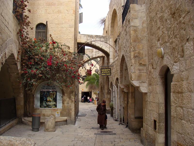 Old City Shops