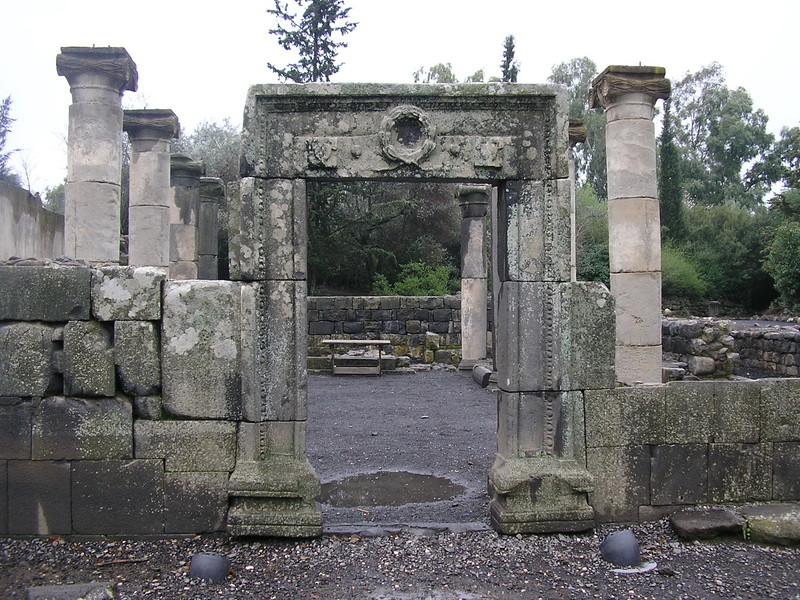 Ancient Katzrin Synagogue