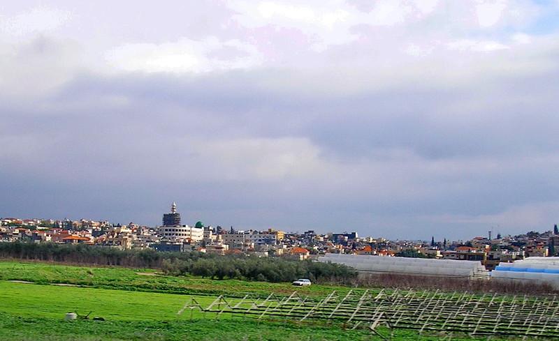 Palestinian City