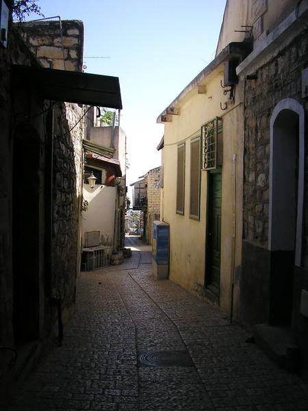 Old Safed street