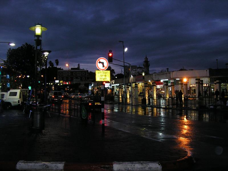 Tiberias at Night