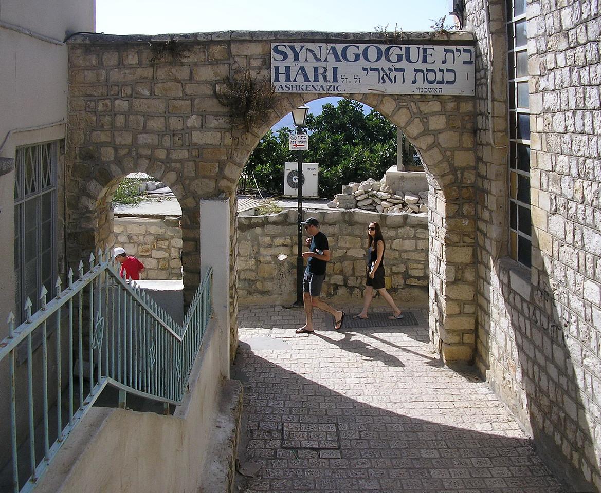 Synagogue Hari Ashkenazi