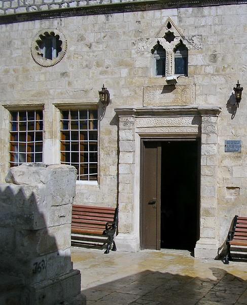 Ashkenazi Ari Synagogue