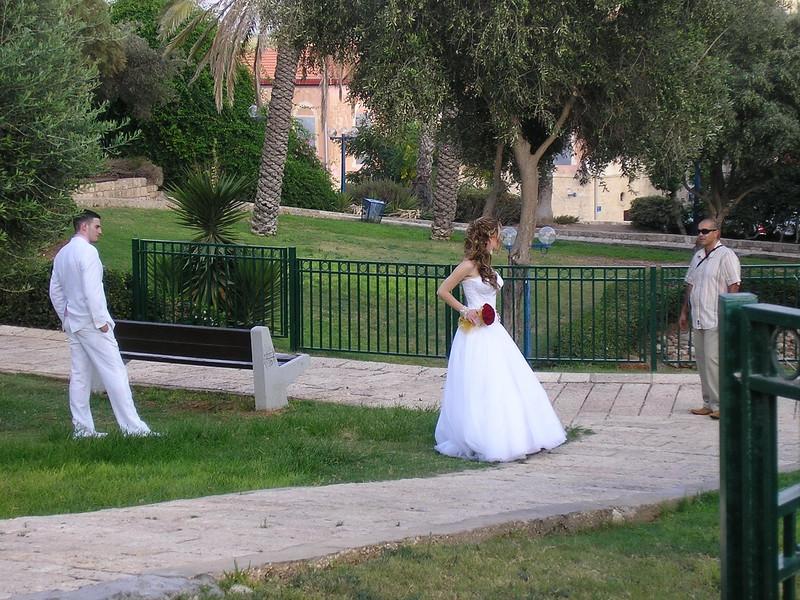 Wedding Photo at Abrasha Park