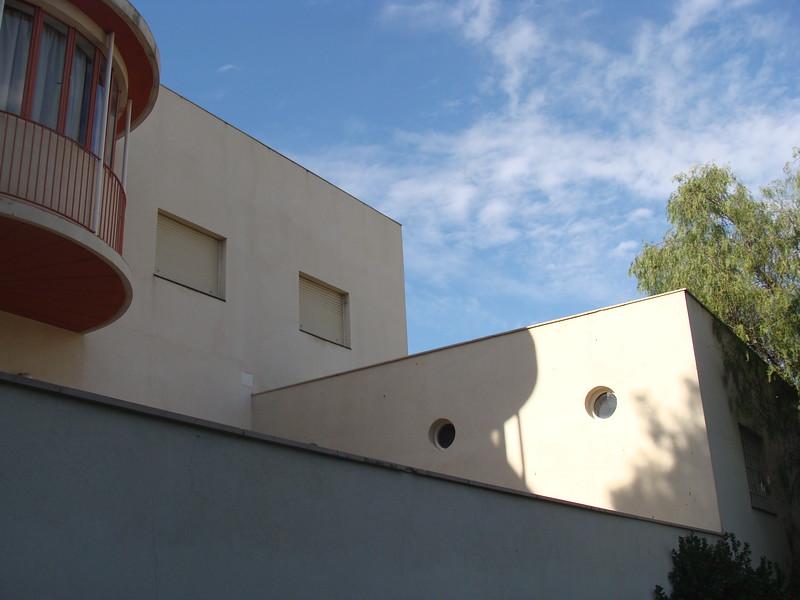 Modern Architecture of Chiam Weizmann's Home