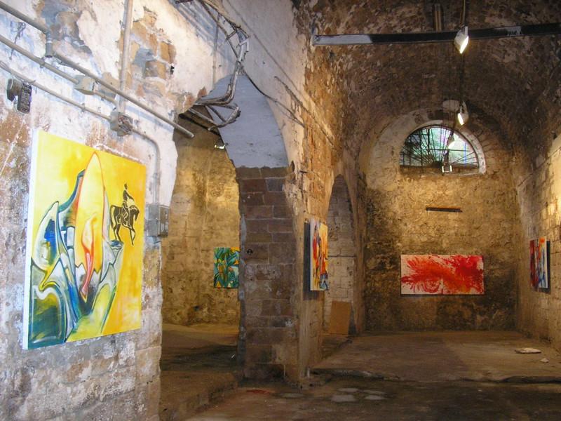 New Art Gallery in Progress
