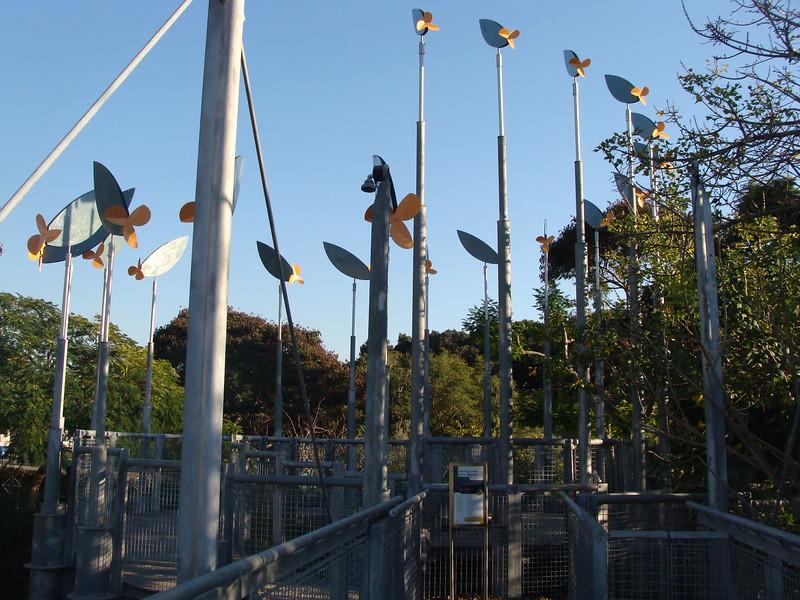 Wind Pinwheels