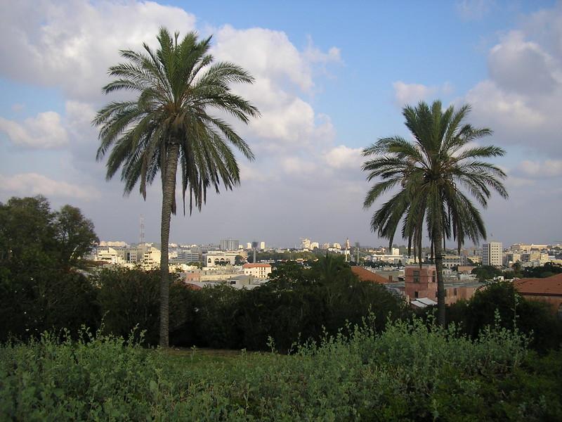 Tel Aviv Vista