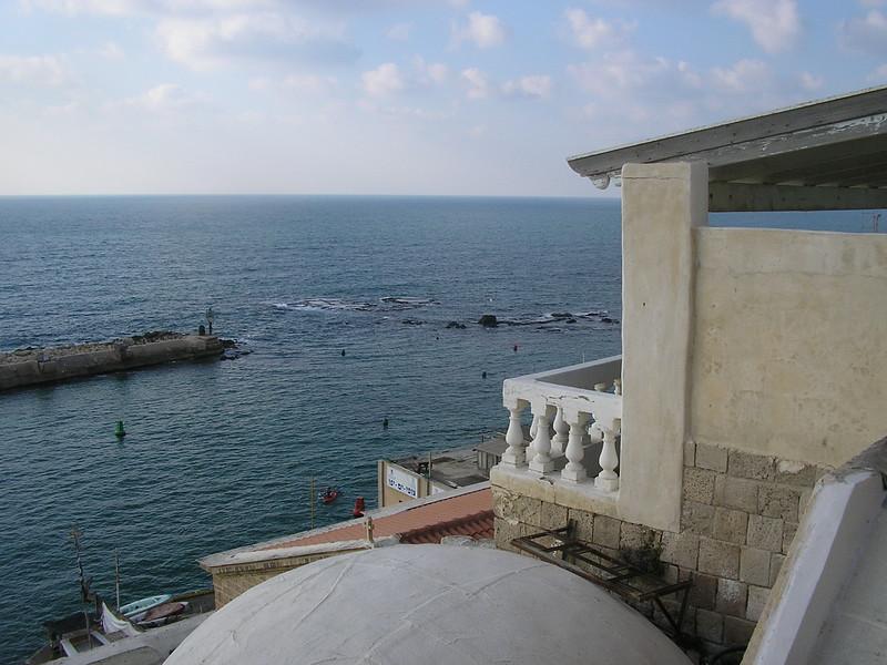 Old Jaffa Port and Andromeda's Rock