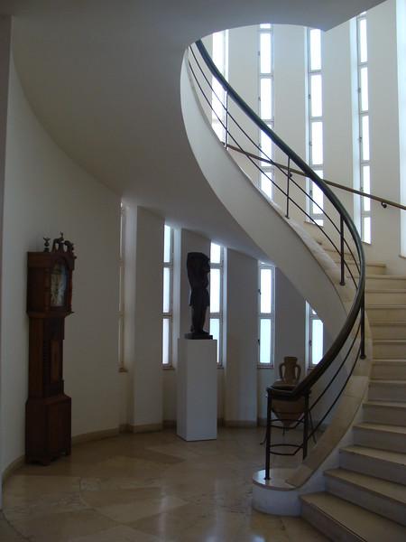 Spiral Staircase Ascending