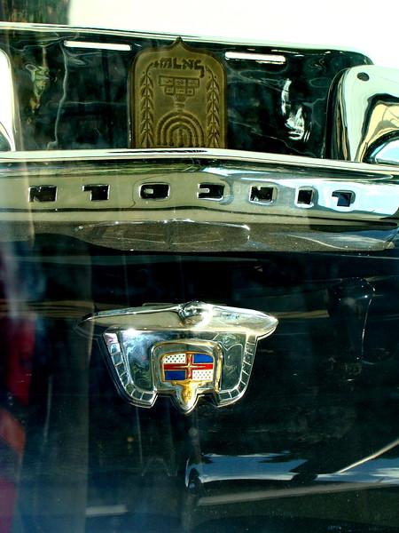 Presidential Car Emblem