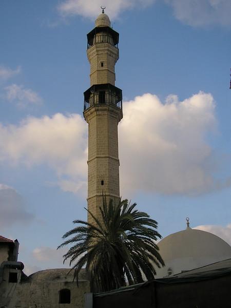 Old Jaffa Minaret