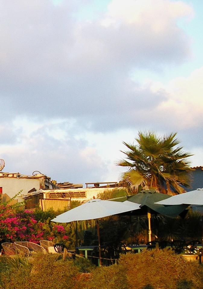 Old Jaffa Beach Restaurants