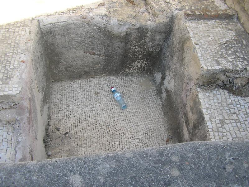Tel Qasile Excavation Site