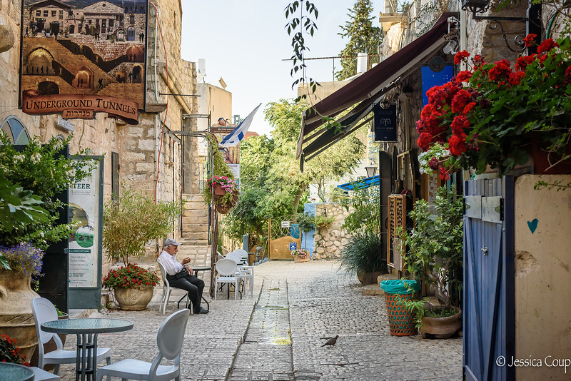 Streets of Safed