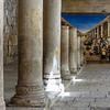 Playing Among the Columns