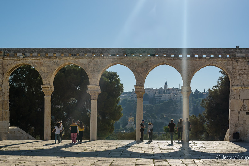 View From the Temple Mount