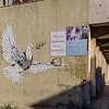 Armored Dove of Peace, Banksy