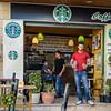 Fake Starbucks
