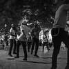 Dancing on Ben Yehuda Street
