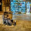 Nighttime on Ben Yehuda Street