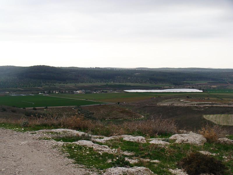 Kibbutz Farmland