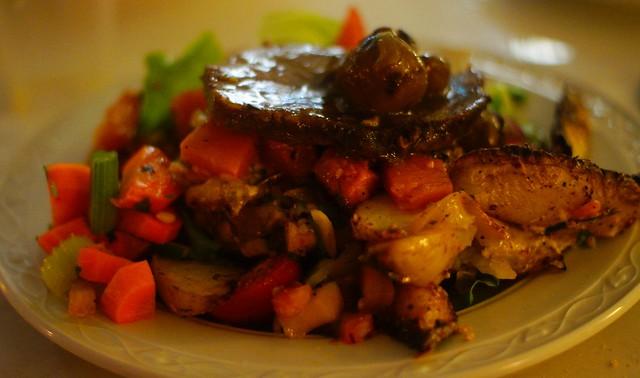Shabbat dinner at Abraham Hostel Jerusalem