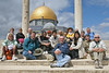 Dome of the Rock with Group