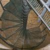 Hezekiah's Tunnel Spiral Staircase