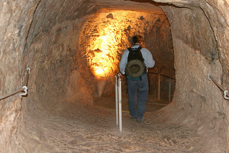 Dry Tunnel
