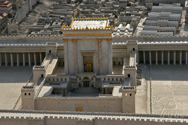 Jerusalem~time of the Second Temple