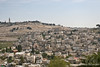 Mount of Olives View from Church