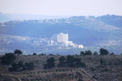 From Nebi Samuel to Hadassah Ein Kerem