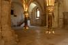 "The traditional ""Upper Room"" in Jerusalem, Israel."