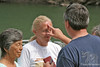 Nancy, Betty, & Tim Baptism