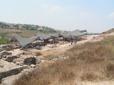 Tel Gezer Jun 2006