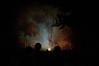 Light Show on Kinneret