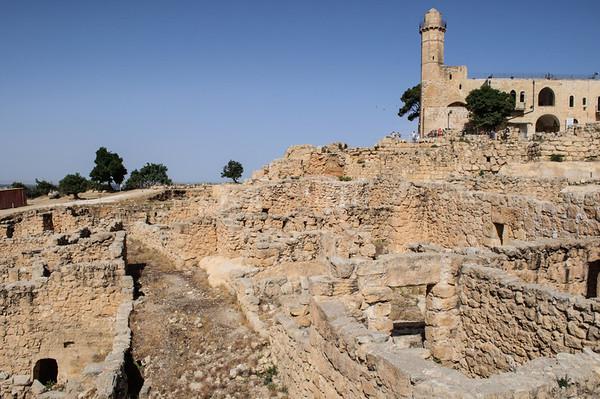 Mason's places in Jerusalem