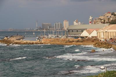 From Jaffa to Rishon beach