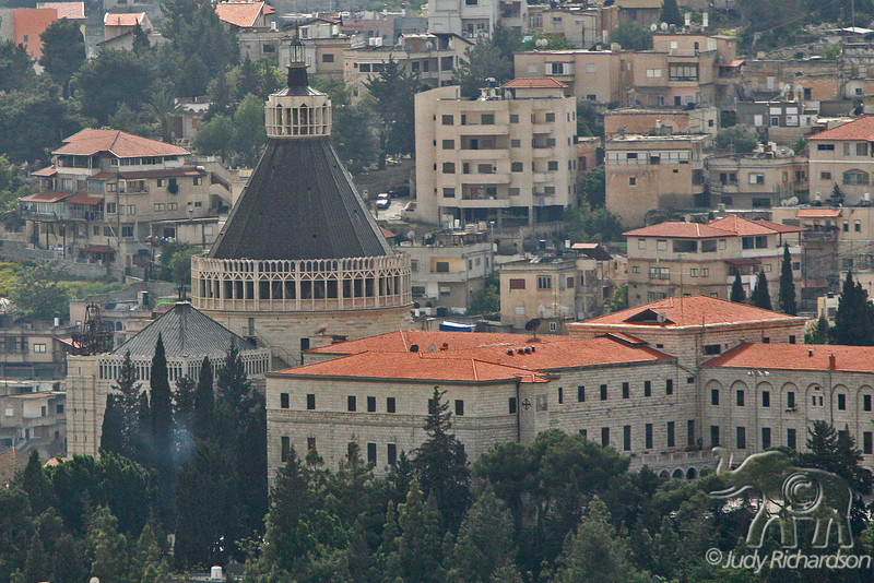 Nazareth & Church of the Annunciation